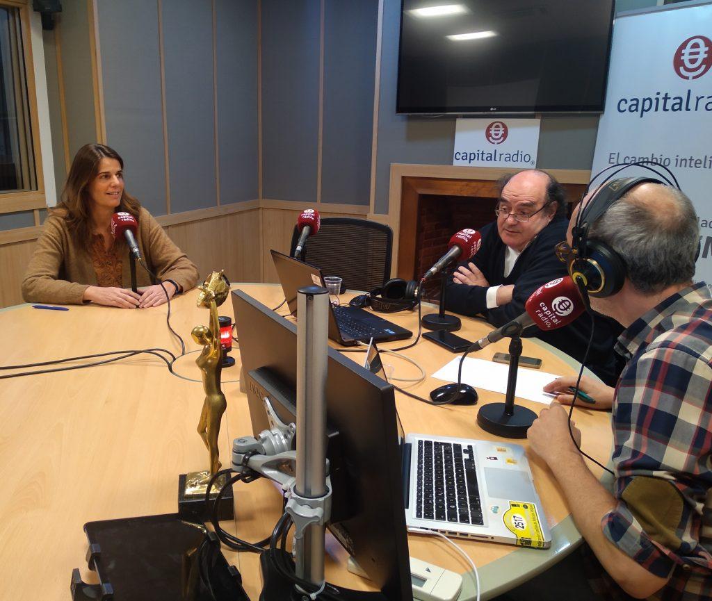 Entrevista Capital Radio