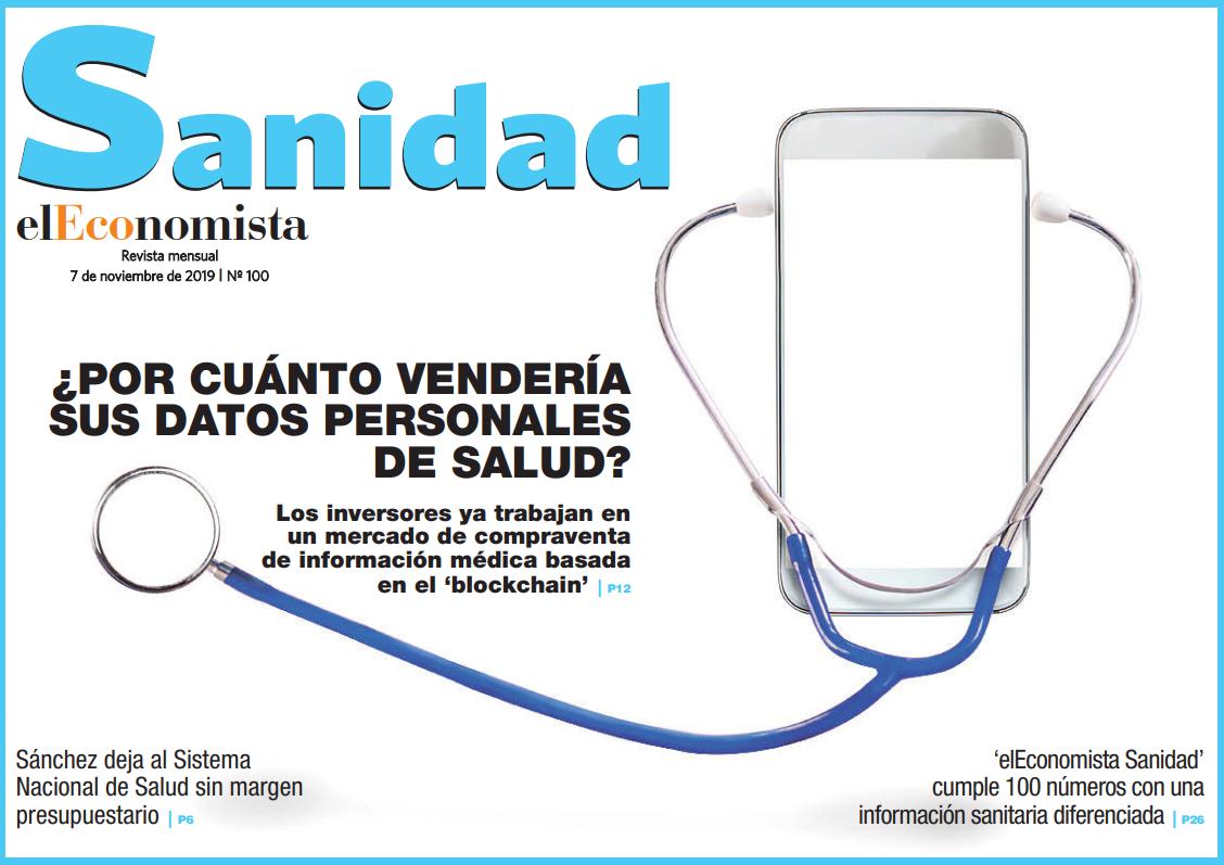 Revista mensual El Economista Sanidad