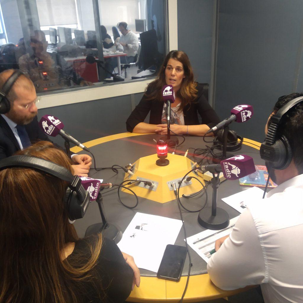 entrevista radio abascool